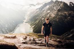 Hike to Olperer Hütte