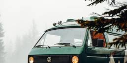 Moody VW T3 Van